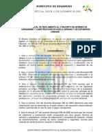 SOG - DEC 203 - 2002 - REGLAMENTACIÓN NORMAS URBANISMO Y CONSTRUCCIÓN SOGAMOSO.PDF