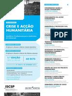 Folheto CRACH