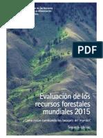 FAO, 2016. Evaluación de los recursos forestales mundiales 2015. ¿Como estan cambiando..._ 2da Ed..pdf