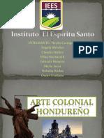 Arte Colonial de Honduras