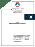 Analisis Macroeconomico Final