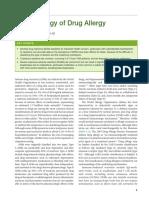 epidemiology of drug allergy