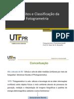 1-Conceitos e Classificacao da Fotogrametria.pdf