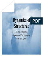 [Lecture_1) Dynamics of Structures Chapter 1