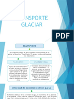 Transporte Glaciar