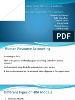 Hra Group Ppt