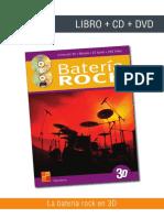 Bateria Rock 3 d