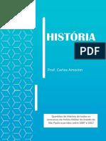 Questões de História (2007 -2017)