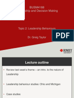 Week 2 - Leadership behaviour (1).pptx