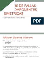 Analisis de Fallas en instalaciones domesticas