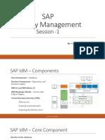 SAP Identity Management 8.0 - Basics