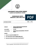 Gz3083 - POLICY & THEORY OF COMMERCE Perdagangan Teori Dan Polisi