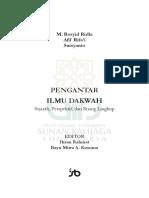 M. Rosyid Ridla, Afif Rifai, Suisyanto - Pengantar Ilmu Dakwah Sejarah, Perspektif, dan Ruang Lingkup.pdf