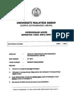 GT2012 - PRINCIPLES OF ACCOUNTING PRINSIP PERAKAUNAN