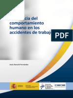 Accidentes de Trabajo y comportamiento Humano.pdf
