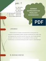 Askep Seminar Angkatan (Perilaku Kekerasan)