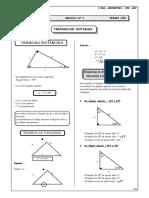 Triángulos Notables xd
