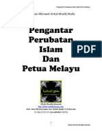 Peng Antar Peru Bat an Islam
