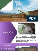 Monumento Natural de Pichasca
