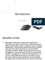 SSD Selection
