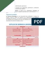 Diferencias Clave Entre Administración y Gerencia