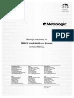 Service Manual MS6720