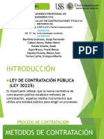 METODOS DE CONTRATACION