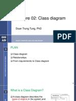 UML - Class Diagram