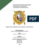 Contratos Parte Especial - Lecturas El Bien en El Contrato de Compraventa (1)