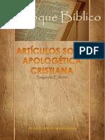 180079766 Enfoque Biblico Articulos Sobre Apologetica Cristiana Full
