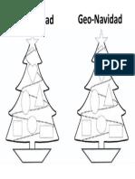 árbol de pino para pintar