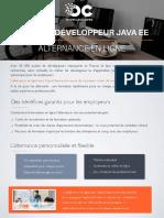 Alternance OpenClassrooms - Java EE
