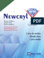 Cartilla Formas Newcryl