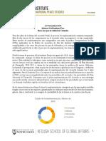 Actualizacion Informe 3, Instituto Kroc,Feb19
