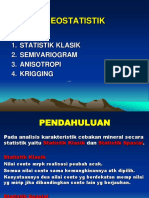 1 - Pendahuluan - Statistik Klasik