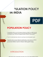 POPULATION POLICY IN INDIA.pptx