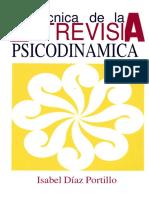 Isabel Diaz Portillo -Tecnicas de la entrevista psicodinamica.docx