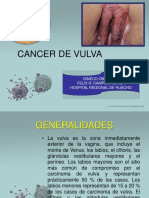 Cancer Vulvar 2018
