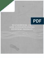 Carrier Handbook HVAC Design.pdf