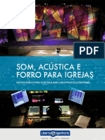 Acústica Igreja Ebook
