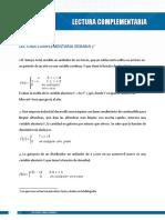 Lectura Complementaria - Lectura - S7