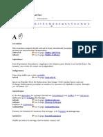 Lexique de Cryptologie
