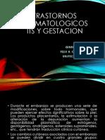 Trastornos Dermatologicos Its Embarazo