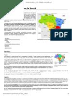 Unidades federativas do Brasil.