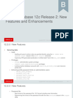 Oracle Database 12c Release 2