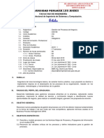 Viii Silabo Gestion Procesos Negocio 2019-1