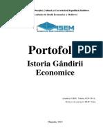 Istoria Gandirii Economice.doc