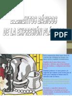 EXPRESIÓN PLASTICA.ppt