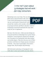 Marketing 3.0 Summary