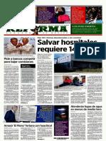 23-03-2019 Primeras Planas Nacionales (México)